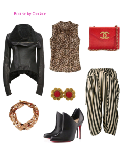 Animal Print is basically another neutral in the world of prints1